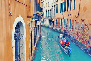 威尼斯的淚,為你濕的淚 Tears of Venice
