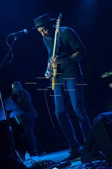 Foto-concerto-marcus-miller-milano-27-marzo-2018-Prandoni-076 (francesco prandoni) Tags: yellow marcus miller alcatraz dalessandro e galli show stage palco live concerto concert basso bass cappello milano milan italia italy francescoprandoni