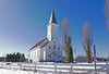 randsfjord church (Leifskandsen) Tags: church snow randsfjord kirke winter cold sunshine camera leica living leifskandsen skandsenimages scandinavia skandsen norway buskerud