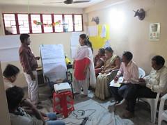 Training for Trainers for ARPAN Gramin Vikas Samiti at Patna, Bihar