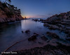 Despunta el dia a la Cala Canyers (vfr800roja) Tags: natura costabrava calacanyers palamós cataluña españa es