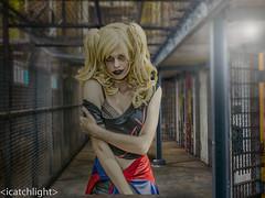 WonderCon 2018 TheSpritelyOne Prison.jpg (iCatchLight) Tags: cosplay cosplayer thespritelyone wondercon harleyquinn wondercon2018 harley dccomics wondercon2018cosplay cosplaygirl icatchlight jimblair