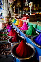 Secret India 2018 (Simon Caunt) Tags: bazaar pigments pigment d800 nikond800 nikoncameras nikon nikondslr 240700mmf28nikkor afsnikkor2470mmf28 karnataka india secretindia julesverne holiday heritage holidays mysore mysuru market colour colourful colours powderpaint