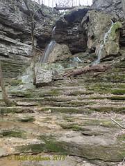 The Pocket Waterfall (wrcochran) Tags: walkercounty pigeonmountain hikes hiking outdoor georgia