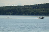 Kneeboarding (Vegan Butterfly) Tags: boat boating kneeboarding fun water lake trees ontario summer outside outdoor