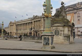 Place de la Concorde & Hôtel de la Marine, Paris, France