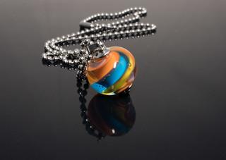 Glass Bead Model - Swirl Original