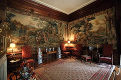 Tapestry Room (charliejb) Tags: dyrhampark dyrham nationaltrust 2018 historic tapestry southgloucestershire