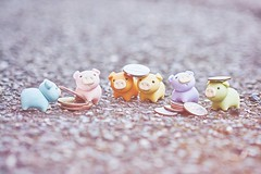 93/365 : Coins (♥GreenTea♥) Tags: pig eraser pigeraser pigs erasers pigerasers bluepig pinkpig purplepig greenpig orangepig yellowpig blue pink purple green orange yellow macro iwako iwakoeraser iwakoerasers イワコー t1i canon canont1i canont1irebel canonrebel eos canoneosrebelt1i ef100mmf28macrousm canonef100mmf28macro hdr googlenikcollection nikcollection colorefexpro viveza hdrefexpro 365 photoaday pictureaday project365 365toyproject oneobject oneobject365daysproject 365the2018edition 3652018 day93365 365day93 day93 project36593 03april18 project36504032018 04032018 odc ourdailychallenge currency odccurrency ourdailychallengecurrency