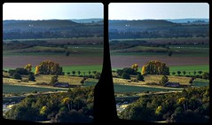 Blick vom Regenstein 3-D / CrossView / Stereoscopy / HDRaw (Stereotron) Tags: sachsenanhalt saxonyanhalt ostfalen harz mountains gebirge ostfalia hardt hart hercynia harzgau landscape landschaft nordharz vorharz europe germany deutschland crosseye crossview xview pair freeview sidebyside sbs kreuzblick 3d 3dphoto 3dstereo 3rddimension spatial stereo stereo3d stereophoto stereophotography stereoscopic stereoscopy stereotron threedimensional stereoview stereophotomaker stereophotograph 3dpicture 3dimage hyperstereo twin canon eos 550d yongnuo radio transmitter remote control synchron sigma zoom lens 70300mm tonemapping hdr hdri