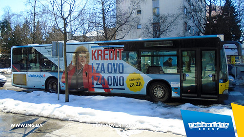 Info Media Group - Sparkasse Bank, BUS Outdoor Advertising 03-2018  (3)