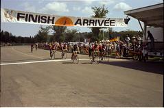 [1982] National Road Cycling Championships Edmonton 001 (wwhhiiisskkas) Tags: 1982 canada canadian national road cycling championships edmonton alberta hawrelak park emily murphy hill saskatchewan drive