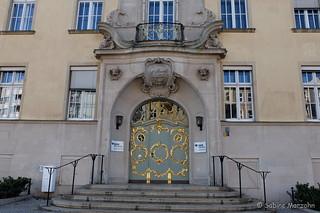 Herrschaftliches Portal