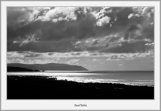 Kintyre Coast And Clouds