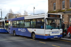 McGill's 4467 SF05LFV (Will Swain) Tags: paisley 17th february 2018 bus buses transport travel uk britain vehicle vehicles county country england english scotland scottish north city mcgills 4467 sf05lfv
