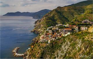 Riomaggiore, Italy (explored)
