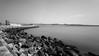 Oporto - Desembocadura del Duero - ByN (F. Julián Martín Jimeno) Tags: porto portugal duero douro oporto desembocadura faro mar oceano olas farol 2017 nikon d7000 blancoynegro byn bw blackwhite monocromo