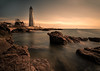Lighthouse Work 3 (Gary Walters) Tags: lighthouse a7r2 landscape rocks connecticut water a7r ii gary walters seascape sony brown shore harbour five mile point a7rii fivemilepointlighthouse garywalters