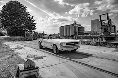 Ford Mustang Cabrio 1964 - Convertible (Goldmotiv) Tags: ford mustang convertible cabrio pony dreamcar american dream germany 1964 2018 d850 oldenburg auto industrie