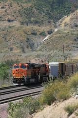 BNSF Swarthout Rd (Mark Vogel) Tags: railroad railway train chemindefer bnsf california cajonpass