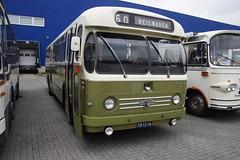 Bolramer Leyland - Werkspoor NBM 4710 Nederlandsche Buurtvervoer Maatschappij Zeist (1958) met kenteken TB-12-16 bij het Nationaal Bus Museum in Hoogezand 14-04-2018 (marcelwijers) Tags: bolramer leyland werkspoor nbm 4710 nederlandsche buurtvervoer maatschappij zeist 1958 met kenteken tb1216 bij het nationaal bus museum hoogezand 14042018 coach nederlandse spoorwegen groen ex centraal nederland cn musa lijnbus linienbus autocar drenthe niederlande netherlands pays bas