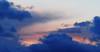 Chmury Wolken clouds niebo Himmel sky (arjuna_zbycho) Tags: chmury wolken clouds niebo himmel sky deszcz regen rain krople tropfen drop sonnenuntergang