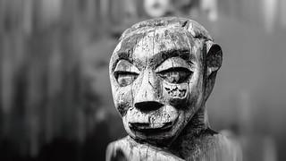 Statue africaine