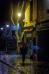 Rainy Street Colors (NathalieSt) Tags: camargue europe france gard languedocroussillon aiguesmortes nikon nikond750 nikonpassion nikonphotography pluie rain