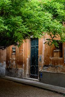 Rome - Rione IV Campo Marzio - Via Margutta