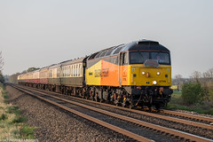 47749 at Abbotswood (1Z47) 21.04.2018 (Wolfie2man) Tags: 47749 class47 duff colas gbrf abbotswoodjunction abbotswood 1z47 pathfindertours