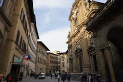 Florence, Italy, March 2018