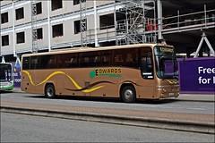 Edwards Tiers Cross AD56XDN (welshpete2007) Tags: edwards coaches tiers cross ad56xdn