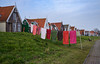 Durgerdam (Julysha) Tags: durgerdam laundry grass dijk village 2018 acr thenetherlands noordholland d810 sigma241054art spring march dutch