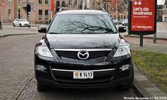 K1413 (XBXG) Tags: k1413 mazda license plate kenteken plaque immatriculation immat and andorre andorra