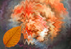 Power of leaf (ashokboghani) Tags: abstract abstractart digitalart digitalpainting photoshop photoshopart modernart