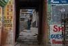 Returning to the Peace Home (shapeshift) Tags: d5600 cobblestones banaras benares kashi colorsofvaranasi colorsofindia dayinalife streetphotography travel shapeshiftnet shapeshift alleyways alleys varanasi uttarpradesh india in
