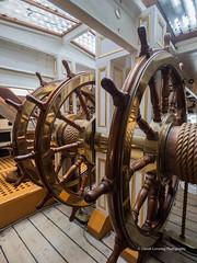HMS Warrior 2018 03 22 #29 (Gareth Lovering Photography 5,000,061) Tags: hms warrior 1860 ship royalnavy britishnavy portsmouth england olympus omdem10ii 918mm garethloveringphotography