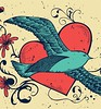 Flying Bird with Heart Vector Tee Shirt Design (stockgraphicdesigns) Tags: animals beak beautiful birds blossom bouquet bug bugs butterflies butterfly creature decor decoration decorative elegant fauna feather filigree floral flourish flowers fly flying forest grunge handdrawnheart heart heartvector insects jungle love lovely moth nature ornamental ornaments ornate petal romance romantic shape smartpack13 splash splatter swirl symbols valentines valentinesday wild wildlife winged wings