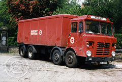BRE953T FODEN AVERY (2) (Mark Schofield @ JB Schofield) Tags: jim taylor transport road commercial vehicle lorry truck wagon tipper tanker artic eight wheeler haulage contractor bulk haulier tractor unit