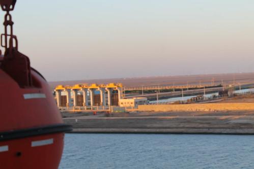 Suez Canal Navigation
