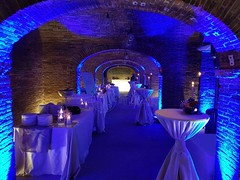"Groppoli_uplights_blu_arredo_wedding_interno • <a style=""font-size:0.8em;"" href=""http://www.flickr.com/photos/98039861@N02/41232664992/"" target=""_blank"">View on Flickr</a>"