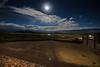 Luna en la Puna (Luis_Garriga) Tags: noche estrellas nube luna longexposure ilce6000 tokina nocturna puna catamarca argentina lagunablanca