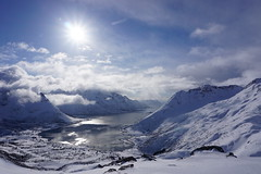 Sautind (Globo Alpin) Tags: lofoten skiflugreise norwegen winter 2018