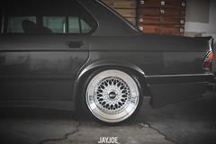 BMW 5 E28 (JAYJOE.MEDIA) Tags: bmw 5 e28 low lower lowered lowlife stance stanced bagged airride static slammed bbs bbswheels
