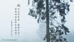 主题经文- 空虚 (追逐晨星) Tags: 金句 金句卡片 圣经金句