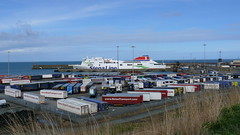 18 04 07 Stena Horizon at Rosslare (5) (pghcork) Tags: stenaline stenaeurope stenahorizon rosslare ferry ferries wexford ireland carferry 2018