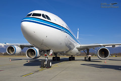 9K-GBA . Airbus A340-541 . State of Kuwait . Geneva International Airport [GVA/LSGG] (Erwan Pambrun-Vincent) Tags: 9kgba a340 airbus a340500 kuwait stateofkuwait genèveaéroport gva lsgg ku kac