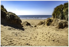 Dunes (chrisfrancephotography2017) Tags: sun sea sand beach dunes sunshine love britishcoast coastline britain