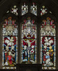 Saundby, St Martin's church, East window (Jules & Jenny) Tags: saundby stainedglasswindow kempe stmartinschurch