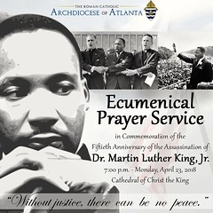Join us for Ecumenical Prayer Service honoring the 50th Anniversary of the assassination of the late Rev. Dr. Martin Luther King, Jr. 📣  Learn more details at:  http://ow.ly/EKGL30j7qK0 and share the news.  #PopeFrancis  #Principalsated #ESSA #Americ (Agnes B. Levine, LOP Founder/President) Tags: apostolicmovement teachertoteacher earlyed kingdommovement nceatalk reenieskidz daca speced popefrancis dreamactnow dreamact principalsated teachtolead essa owls americanpromisetour parentcamp teachthebabies givinglove saints catholiced4all